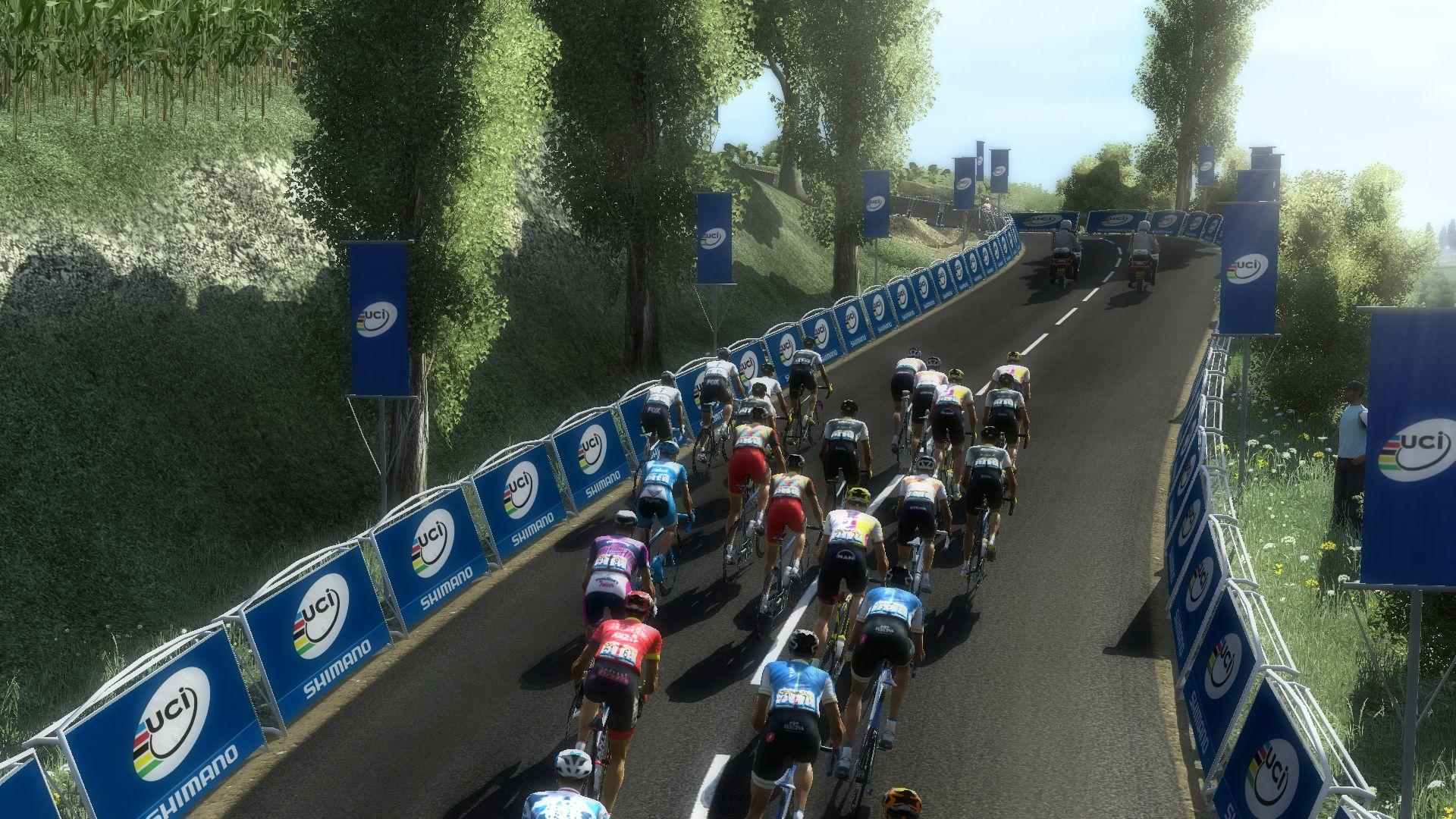 PCM daily - Discussion Forum: Scandinavia Open Road Race