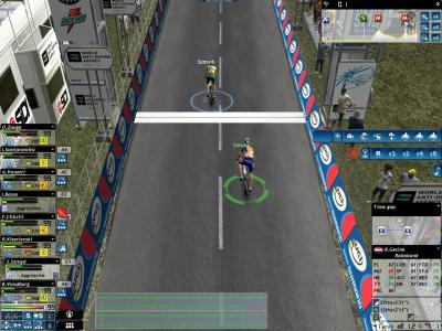 Sylwester Szmyd wins the stage 5 of Tour of Romandie!