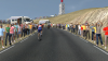 Andy Schleck on Ventoux