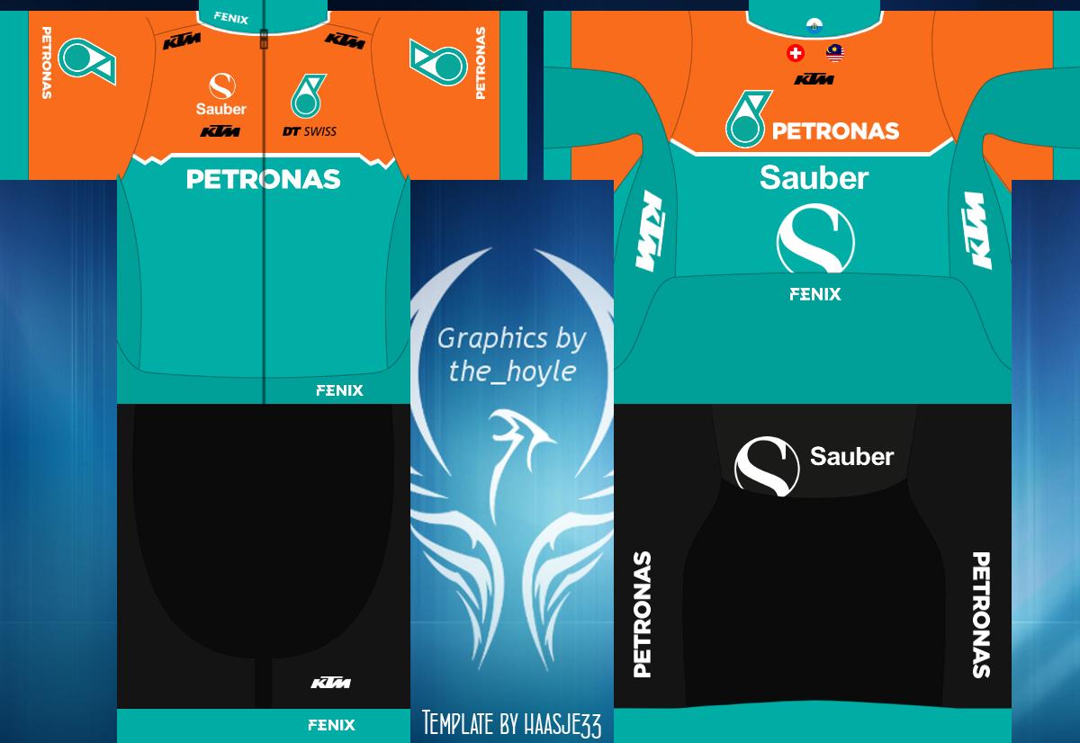 Main Shirt for Sauber Petronas Racing