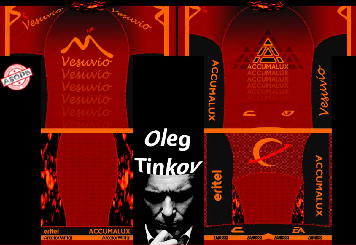 Main Shirt for EA Vesuvio